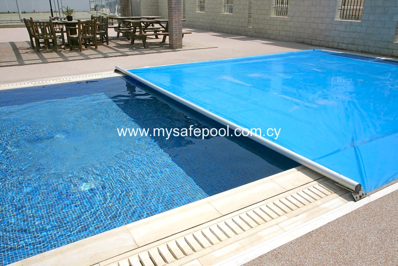 Astraeus Automatic Cover Cyprus Swimming Pool Safety