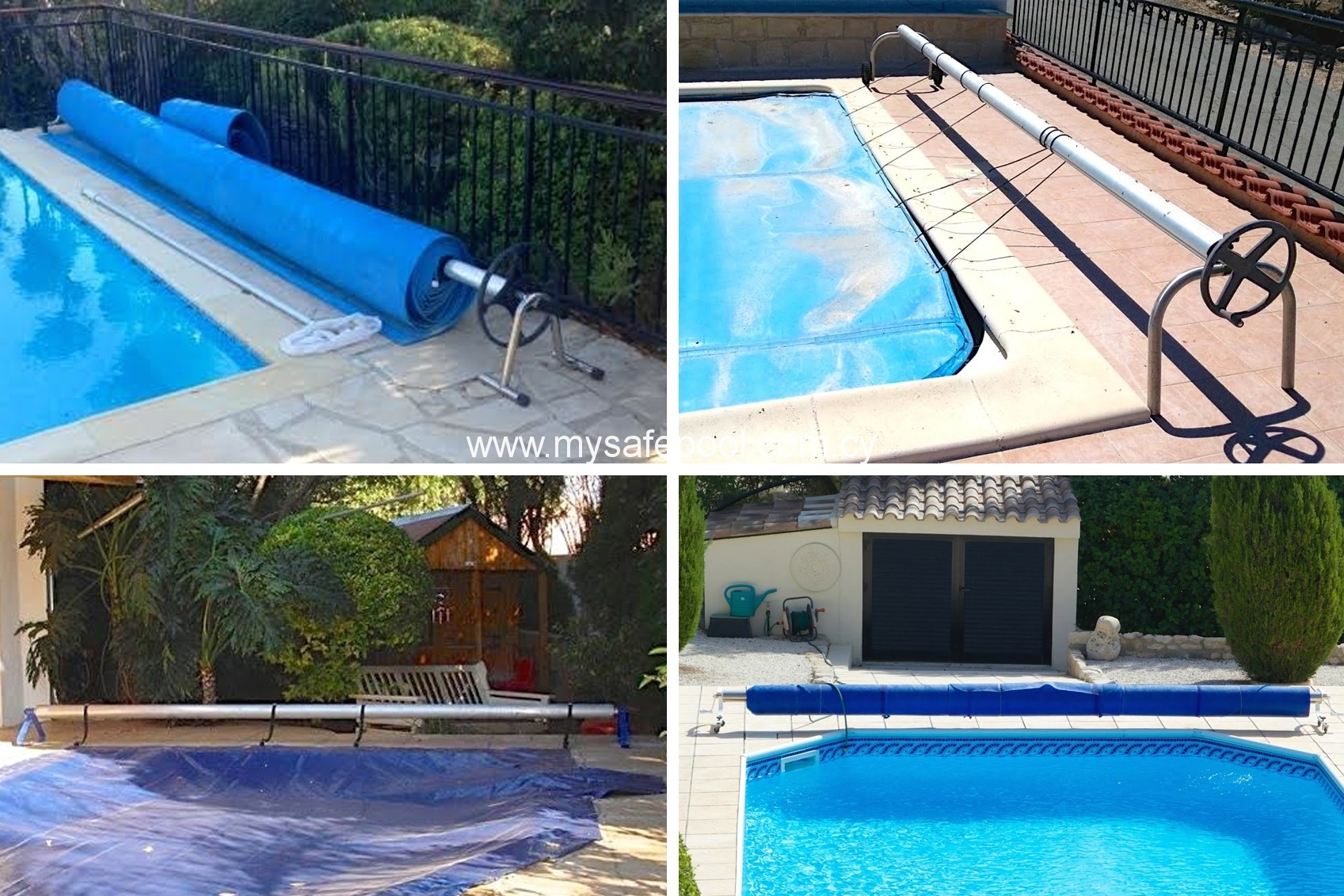 How To Make A Swimming Pool Cover Roller - Best Foto Swimming Pool ...